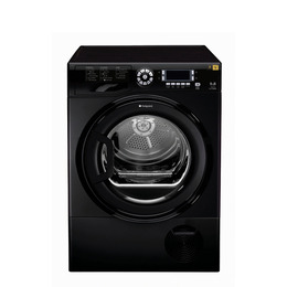 Hotpoint TCUD 97B6K Condenser Tumble Dryer