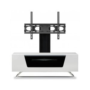 Photo of Alphason Chromium 2 Cantilever CRO2-1000BKT-WH TV Stands and Mount