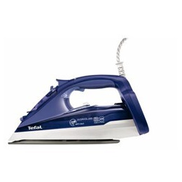 Tefal Ultimate Anti Calc FV9630 Steam Iron - Blue Reviews