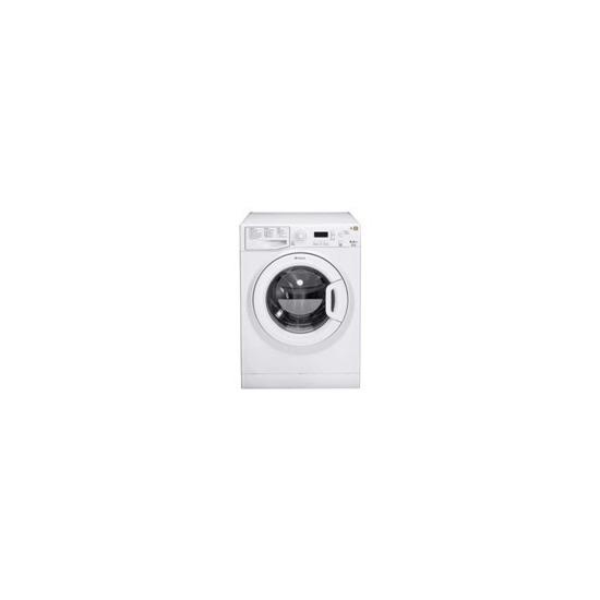 Hotpoint WMYF862P Aquarius 8kg 1600rpm Digital Freestanding Washing Machine Polar