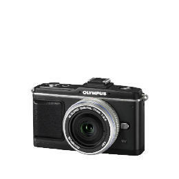 Olympus PEN E-P2 with 17mm lens