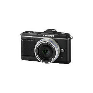 Photo of Olympus PEN E-P2 With 17MM Lens Digital Camera