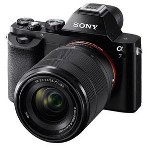 Photo of Sony Alpha A7 With 28-70MM Lens Digital Camera