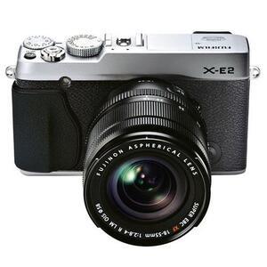 Photo of Fujifilm X-E2 With 18-55MM Lens Digital Camera