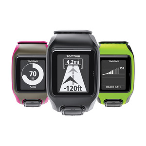 Photo of TomTom Multi-Sport Running GPS Watch Wearable Technology