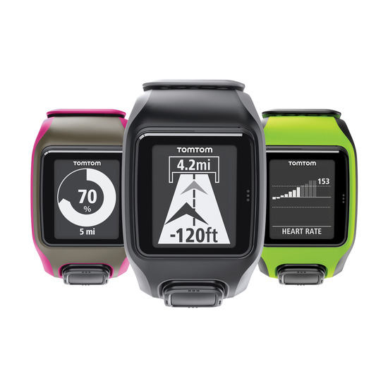 TomTom Multi-Sport Running GPS Watch