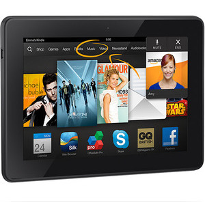 Photo of Amazon Kindle Fire HDX 7 16GB LTE Tablet PC