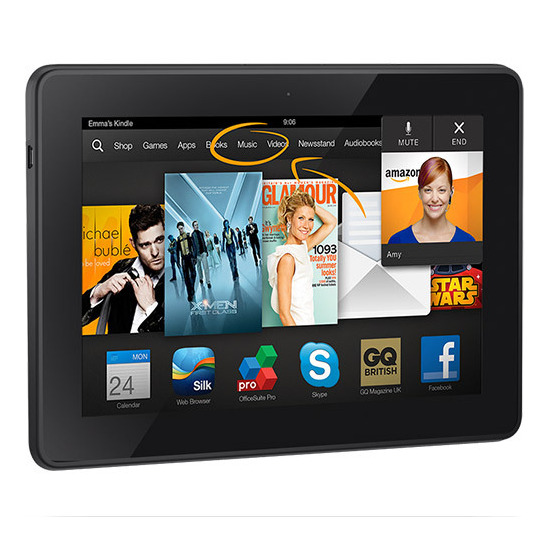 Amazon Kindle Fire HDX 7 16GB LTE