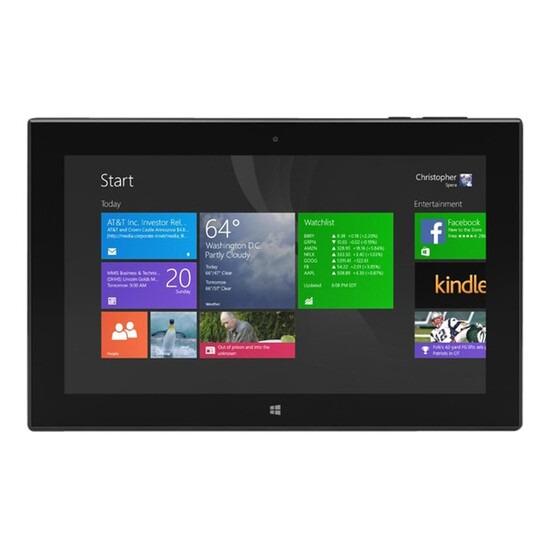 Nokia Lumia 2520 tablet  black