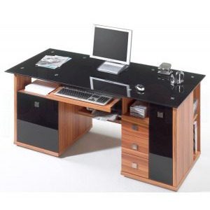 Photo of Alphason Saratoga AW14004 Computer Desk