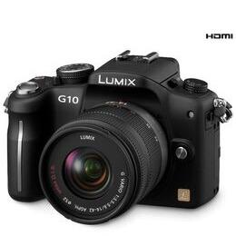 Panasonic Lumix DMC-G10 with 14-42mm lens Reviews