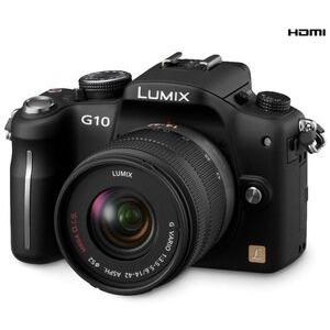 Photo of Panasonic Lumix DMC-G10 With 14-42MM Lens Digital Camera