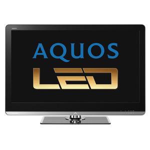 Photo of Sharp Quattron LC-46LE811E Television