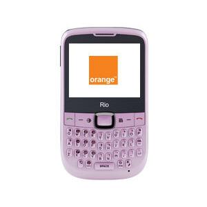Photo of Orange Rio Mobile Phone