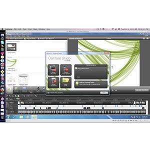 Photo of Techsmith Camtasia Studio 7 Software