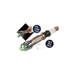 Photo of Doctor Who New Sonic Screwdriver Toy