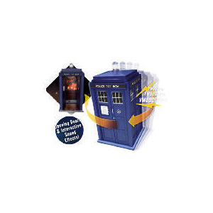 Photo of Dr Who Flight Control Tardis Toy