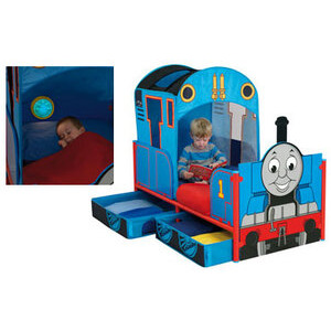 Photo of Thomas Engine Bed With Drawers Toy
