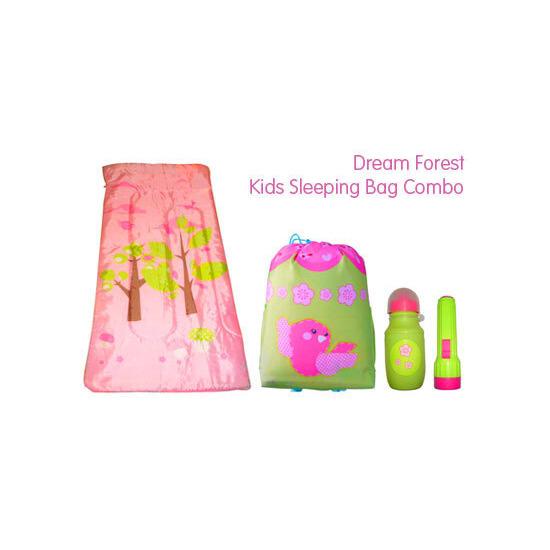 Sleeping Bag Set - Girls
