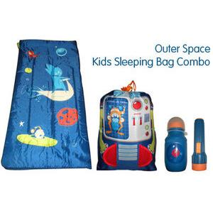Photo of Sleeping Bag Set - Boys Toy