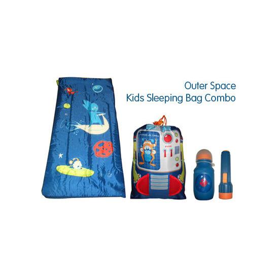 Sleeping Bag Set - Boys