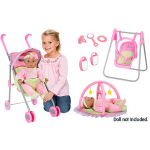 Photo of Graco Baby Doll Playset Toy