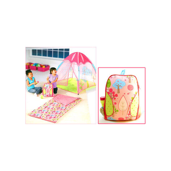 Kid's Play Tent Combo - Pink