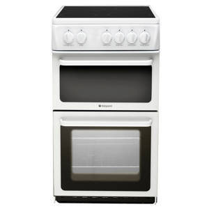 Photo of Hotpoint HAE51P  Cooker