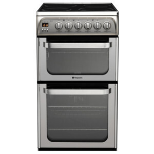 Photo of Hotpoint HUE53X  Cooker