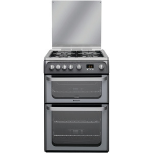 Photo of Hotpoint HUL61K Cooker
