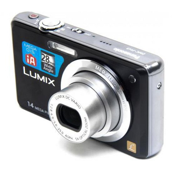 Panasonic Lumix DMC-FH3
