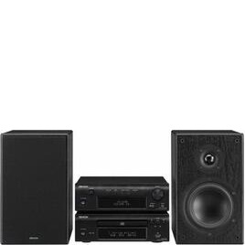 Denon DF107DAB+ with SCF107 speakers Reviews