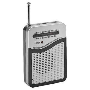 Photo of Tesco RAD112 Mini Analogue Radio Radio