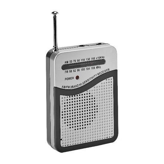 Tesco RAD112 Mini Analogue Radio