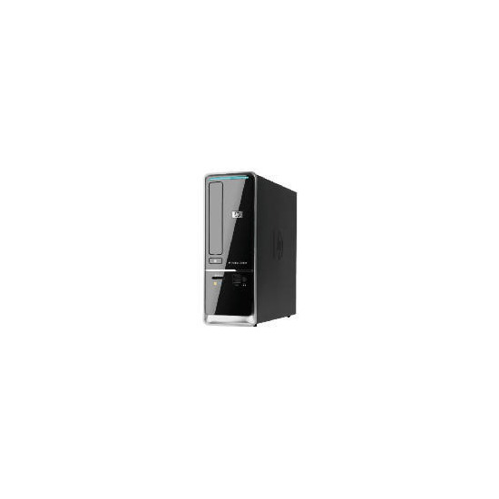 HP Pavilion Slimline S5307uk Desktop PC (Intel Pentium® Dual-Core E5300, 3GB, 500GB, Window 7 Home Premium)