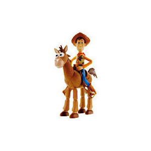 Photo of Toy Story 3 Woody With Bullseye Toy