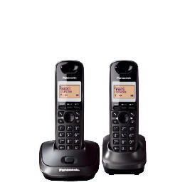 Panasonic KX-TG2512ET Twin Telephone Reviews