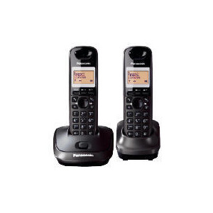 Photo of Panasonic KX-TG2512ET Twin Telephone Landline Phone