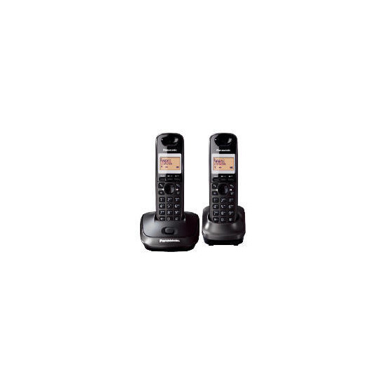 Panasonic KX-TG2512ET Twin Telephone