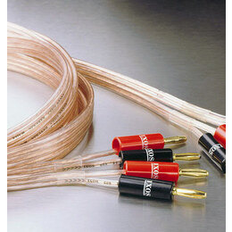 IXOS XHS143 Parallel Geometry Super Flat Biwire Speaker Cable Reviews