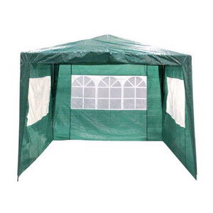 Photo of Gazebo 2.7M X 2.7M With 4 Detachable Sides Garden Equipment