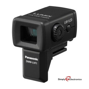 Photo of Panasonic DMW-LVF1 External Electric View Finder For DMC-GF1 Digital Camera Accessory