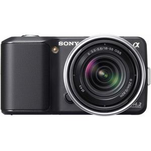 Photo of Sony Alpha NEX-3K With 18-55MM Lens Digital Camera