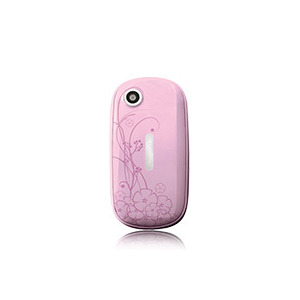 Photo of T-Mobile E100 Flip Pink Petal Mobile Phone