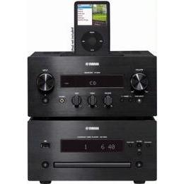 Yamaha R840 and CD640