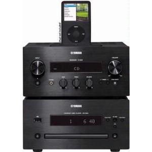 Photo of Yamaha R840 and CD640  HiFi System