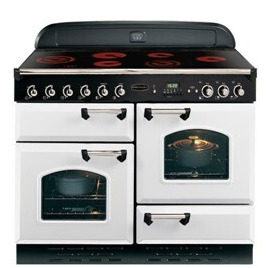 Rangemaster Classic 110 Electric with Solid Plate hob Reviews