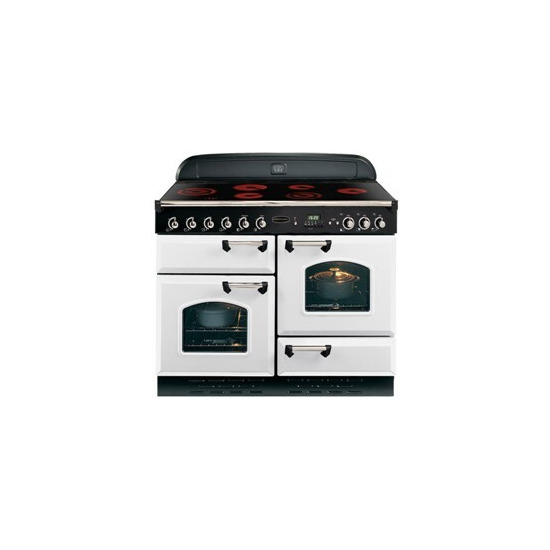 Rangemaster Classic 110 Electric with Solid Plate hob