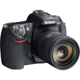 Nikon D300s with 16-85mm lens