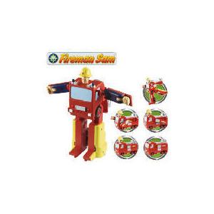Photo of Fireman Sam Jupiter Fire Engine Convertible Toy